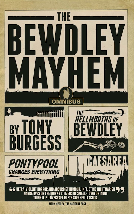 Bewdley cover
